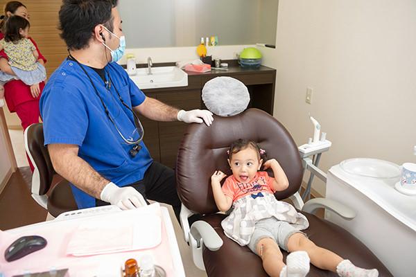 子供が歯医者を怖がって困っている親御さんへ