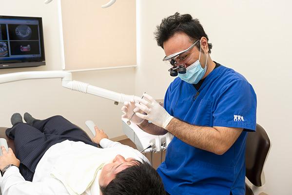 歯医者さんが怖い方も安心