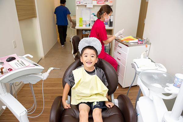 お子さんの歯並びは発育にも影響する