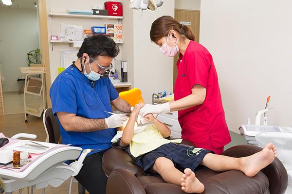 ひで歯科クリニックの予防治療